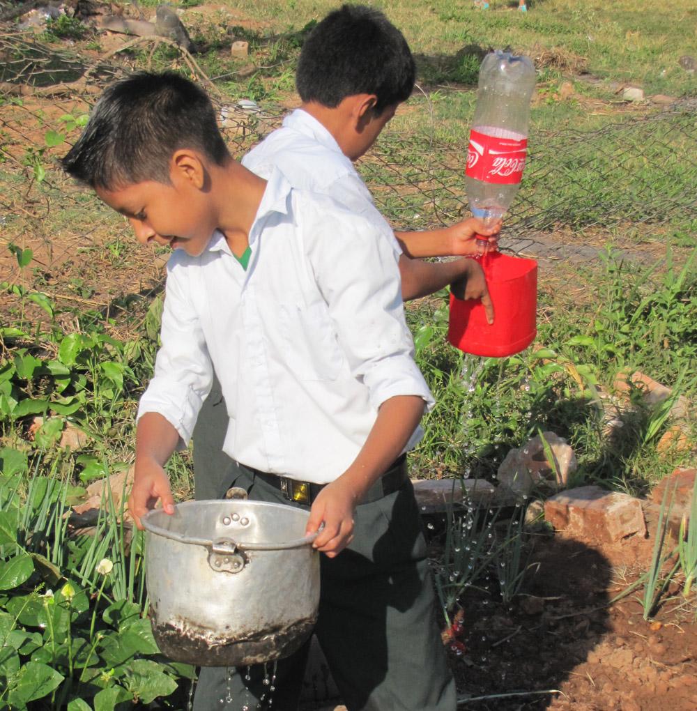 Schooltuinen Rurrenabaque